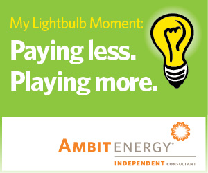 Paying Less. Playing More. Ambit Energy